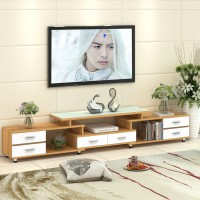 TV cabinet tea table combination simple modern style