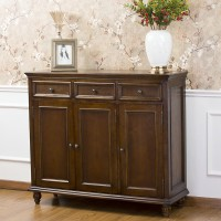 Solid Wooded Classic Cabinet