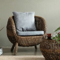Leisure rattan chair