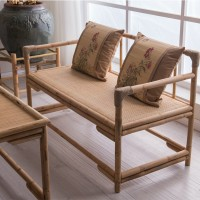 Vintage bamboo cane Lounge Chair