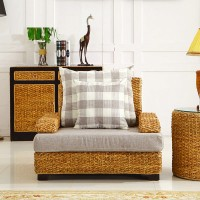 Rattan Cane sofa combination