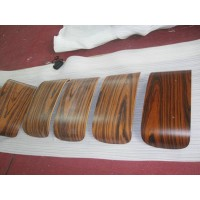 Replacement veneer wood panels for Eames lounge chair