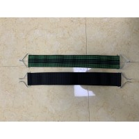 Repair Replacement Straps For Le Corbusier Style Lc4 Chaise Lounge Chair In Stripe 10Pcs Per Set