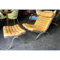 Repair Replacement Cushions For Arne Norell Lounge Chair And Ottoman