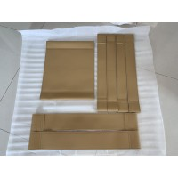 Repair Replacement Straps And Cushion For Wassily Kandinsky Chair In Camel Italian Leather And Bonded Leather
