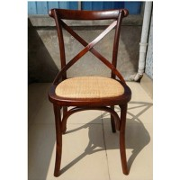X Cross Back Loft Chair