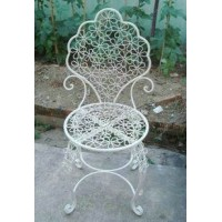 Steel style chair