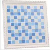 Simple style crystal glass mosaic tile Style 13
