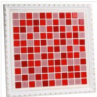Simple style crystal glass mosaic tile Style 5