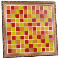 Simple style crystal glass mosaic tile Style 6