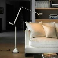 Designer Retro Projection Floor Lamp
