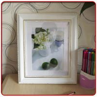 Simple style photo frame