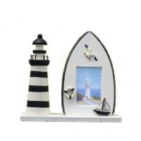 Beacon photo frame
