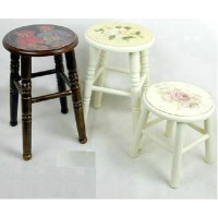Dining stool of small size