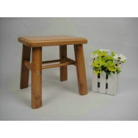 Bamboo stool of small size