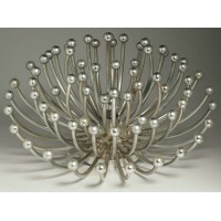 Valenti style Sputnik Pistillo Reproduction Wall Light