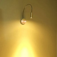 Soft pipe wall lamp
