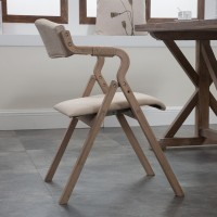 Modern Retro Folding Dining Chair