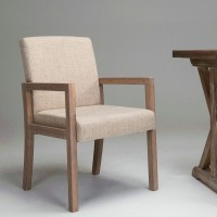 Assembled Modern Simple Retro Dining Chair Coffee Chair Lounge Chair