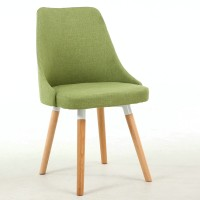 Solid wood dining chair simple Nordic modern backrest desk chair