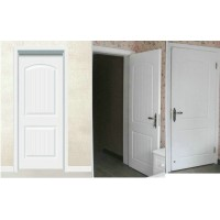 Interior composite door
