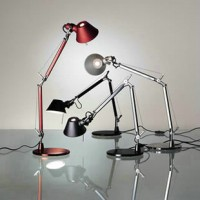 Artemide Style Tolomeo Desk or Table Lamp