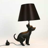 Proud Dog Table Lamp