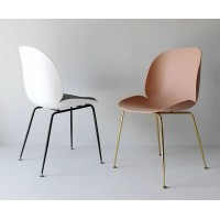 Plastic Beetle Gubi Dining chair