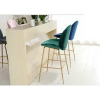 Beetle Gubi Style Bar Stool Cafe High Stool