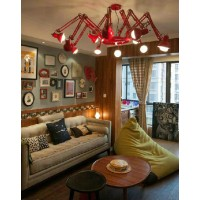 Medium size Moooi Style Ron Gilad Dear Ingo Chandelier Suspension Pendant Lamp
