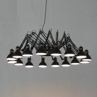 Large size Moooi Style Ron Gilad Dear Ingo Chandelier Suspension Pendant Lamp