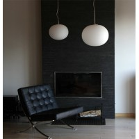 FLOS Style Glo-Ball Pendant Lamp of Large Size