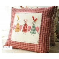 Rural style cushions