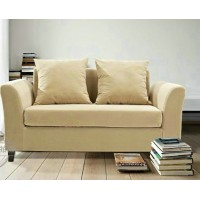 Living room fabric sofa,two seaters
