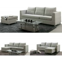 fabric sofa set with chaise