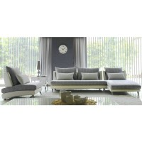 Modern fabric sofa set,3 colors in stock,with chaise