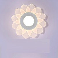 Simple style ceiling lamp for bathroom style 7