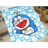 Cartoon style blanket for kids