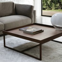 Scandinavian tea table design wood coffee table