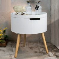 Round Coffee Table Sofa Side Table