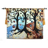Lift tree tapestry
