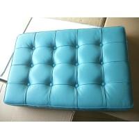 Blue Barcelona Chair Cushions