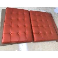Orange Barcelona Chair Cushions