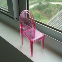 Mini Ghost Chair without arm