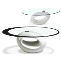 Noguchi style Big Hole Tea Table