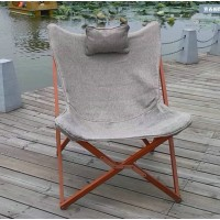 Hardoy Butterfly Chair in flax