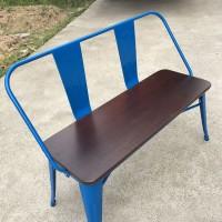 Tolix Style Iron Sofa