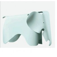 Elephant Lounge Chair In Green