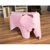 Elephant Lounge Chair In Pink