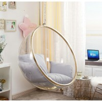 Hanging Bubble Chair in ball style